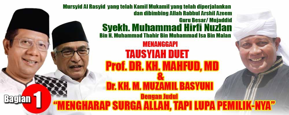 Silahturahmi Kepada Prof Dr Kh Said Aqil Siroj Babur Ridho